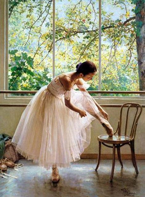 схемы балерин