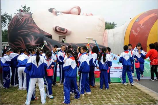 музей, гулливер, пекин