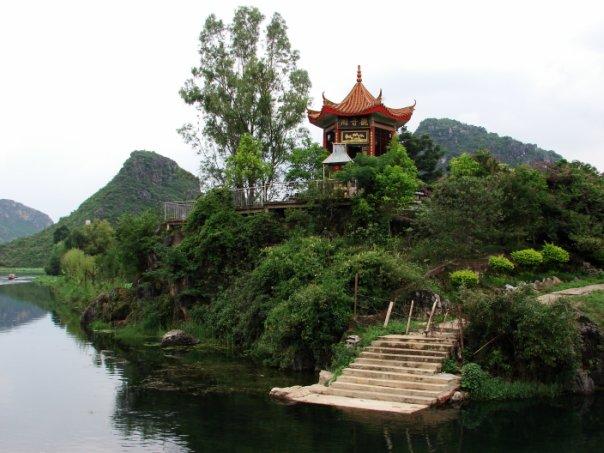 природа китай фото