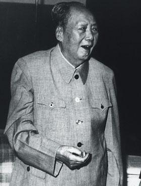 последняя фотография Мао, мао цзэдун, 1976