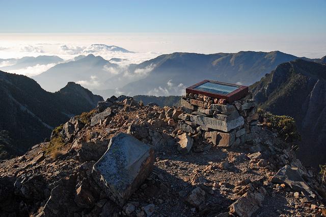 pintianshan, taiwan mountains, горы тайваня