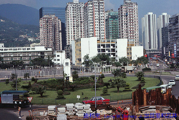 Tsuen Wan, гонконг, китай, 1983, hongkong, china