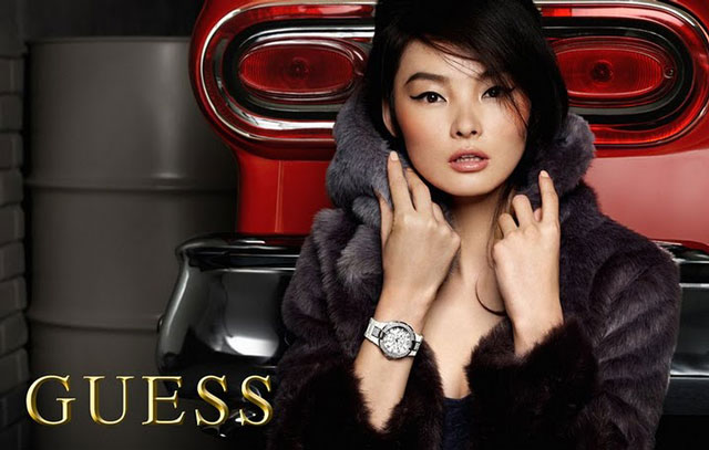 Miao - Guess Watch Fall 2010 Winter 2011 - 1