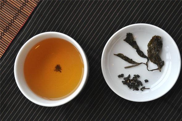 чай oolong, улун, улунг