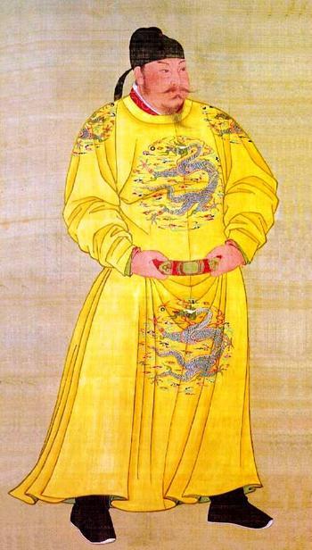 китайский император, китайский дракон, желтый дракон, дракон китай