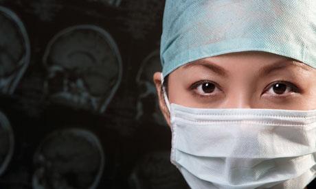 китайский доктор, китайская больница, китайская поликлиника