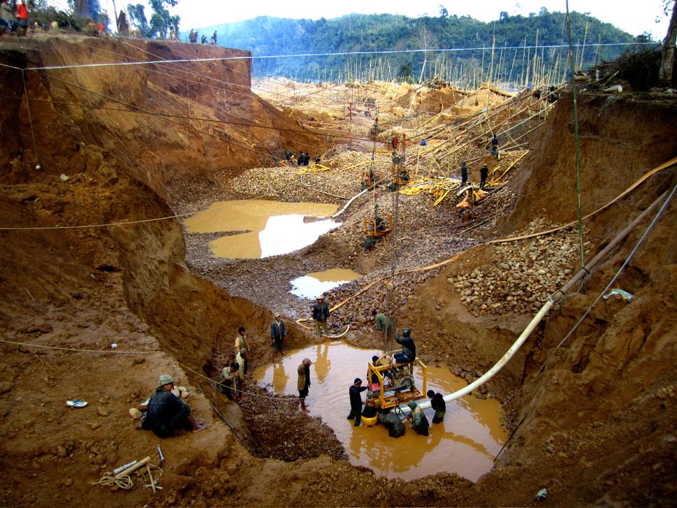 мьянма шахты китай, мьянма китай