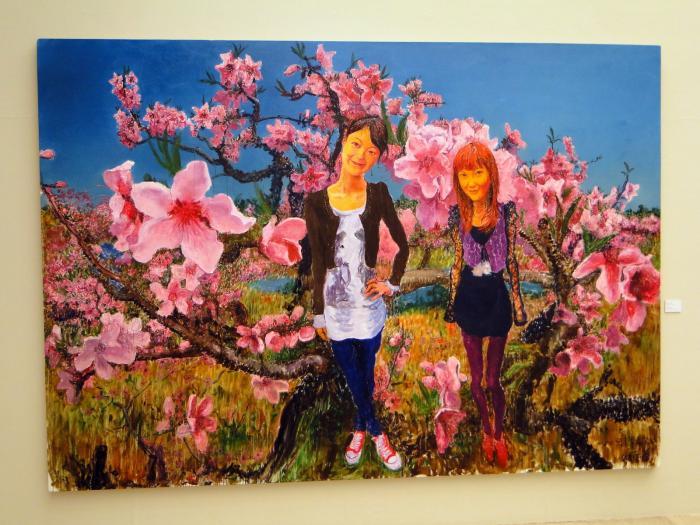 art, shanghai art centre, китайский арт, арт, креатив китай