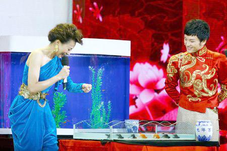 fu yandong, китайские фокусы