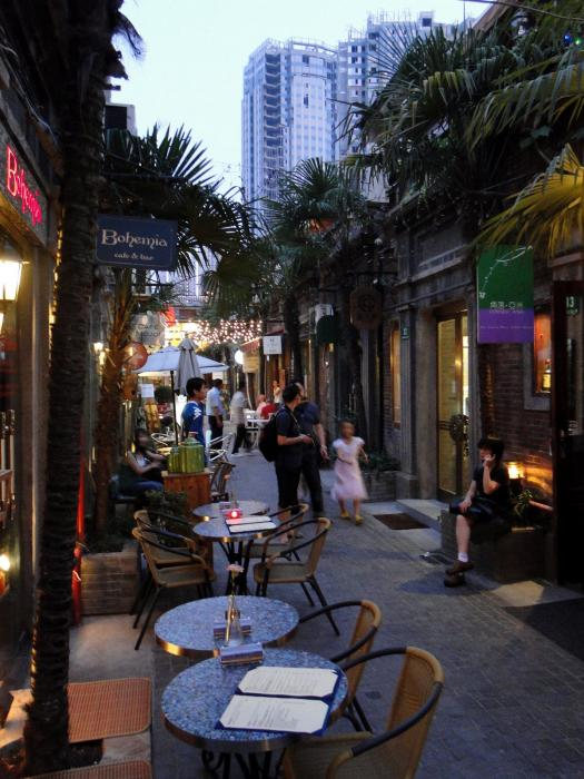 Taikang Lu, 泰康路, Taikang Road, Taikang street, Taikang Lu Shanghai, Taikang Road Shanghai