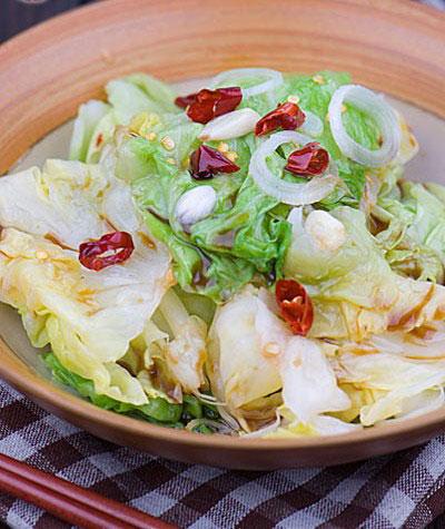китайский рецепт, пекинская капуста