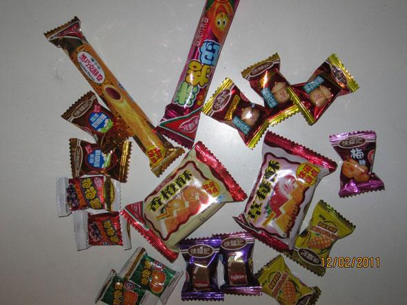 китайские сладости, китайские конфеты, chinese sweets