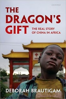 Deborah Brautigam, dragon's gift, china in africa