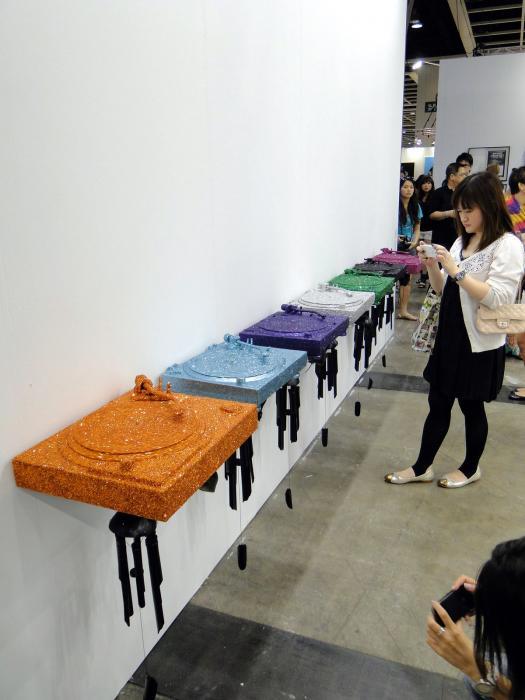 гонконт арт, hk art fair, hongkong art fair, гонконг выставка, современное искусство китай