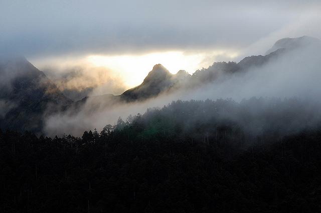 nenggao, nenggao trail, nenggao mountain, taiwan, taiwan mountain