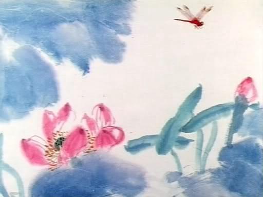 Tang Lang Bu chan, китайская анимация, китайская графика