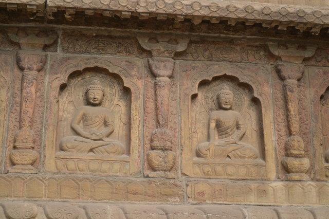 буддийские элементы архитектуры