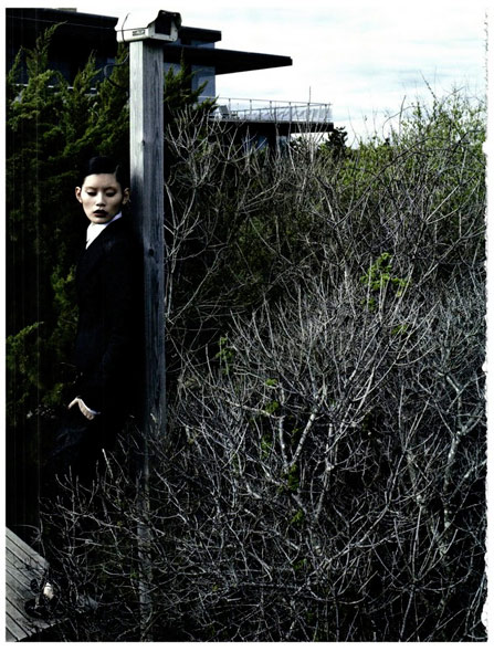 Ming Xi - Vogue Italia August 2011 - 4