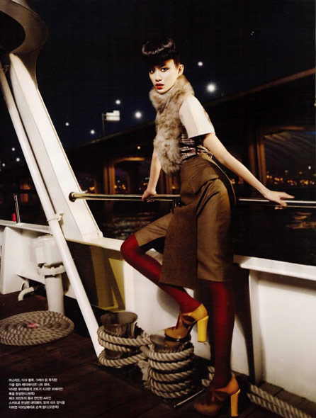 Shu Pei - Vogue Korea August 2011 - 3