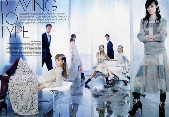 Sun Fei Fei - Vogue US - Sept 2011 - 2