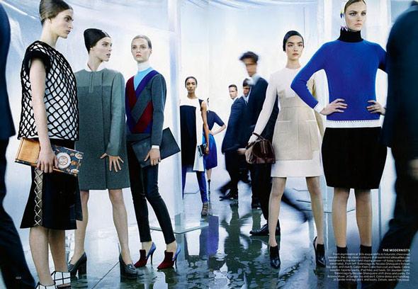 Sun Fei Fei - Vogue US - Sept 2011 - 3