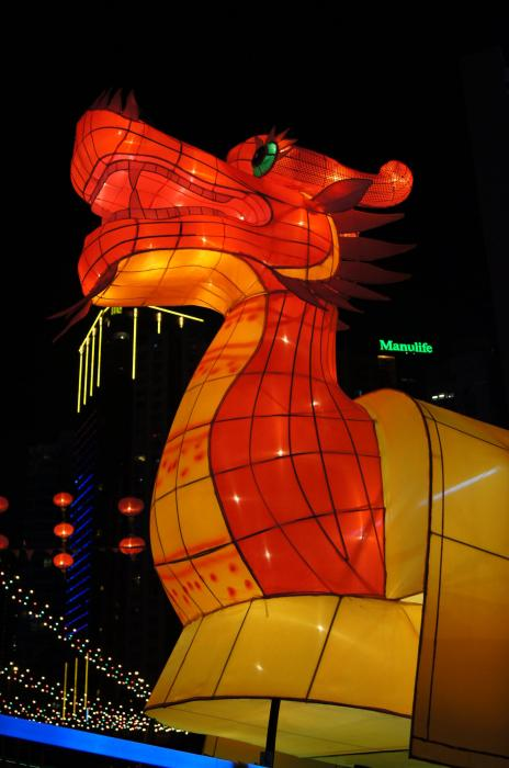 Tin Hau Fire Dragon Mid Autumn Festival 2011