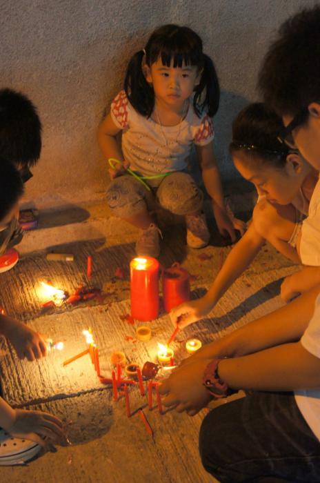 Tin Hau Fire Dragon Mid Autumn Festival 2011