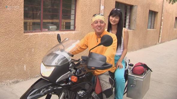 Мото марафон: Китай / Globe Riders - Silk Road Adventure (China)