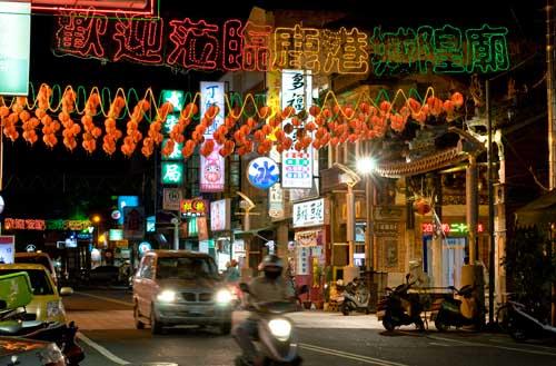 Lugang, 鹿港, луган, тайвань, taiwan