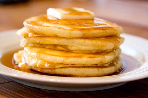 pancakes, блины
