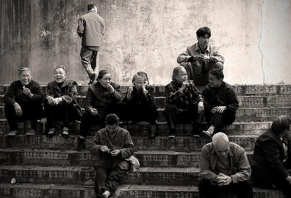 china retire, китайские пенсионеры