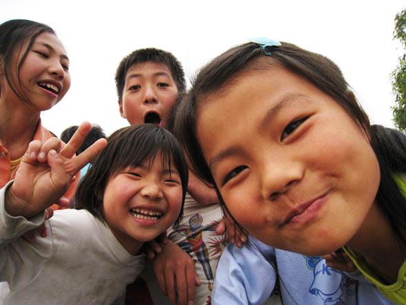 Guangzhou Kids, дети гуанчжоу
