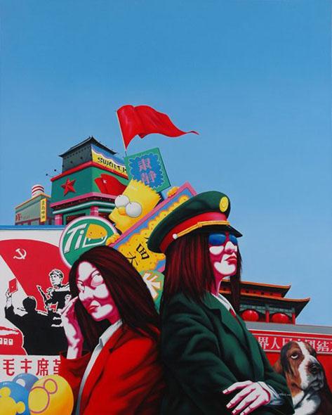 Zhao Bo, Windy Day