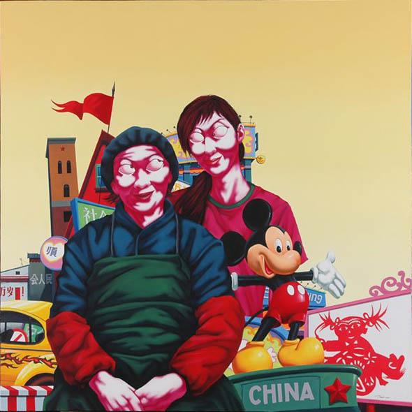 Zhao Bo, Year of the Rat