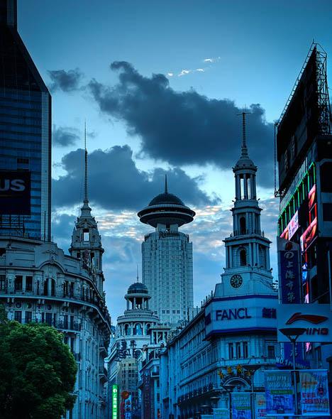 shanghai, шанхай, shanghai street, улицы шанхая