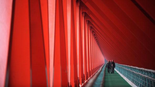 вантовый мост китай, вантовый мост, самый длинный вантовый мост