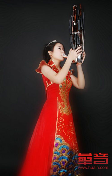 шэн, 传统笙, sheng