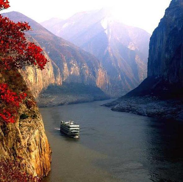 yangtze trip