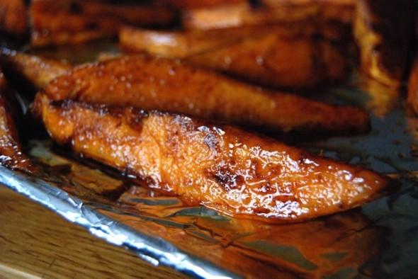 sticky-carmelized-sweet-potato