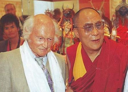 семь лет в тибете, генрих харрер, далай-лама