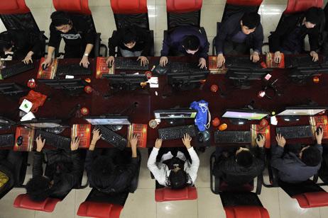 game addiction, game addiction china, игровая зависимость китай