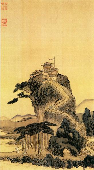 китайская живопись, chinese paintings