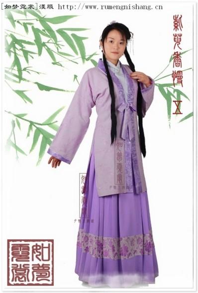 китайский костюм, chinese costume