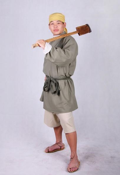 китайская одежда, chinese costume