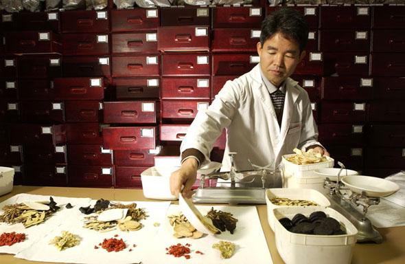 китайская медицина, chinese medicine