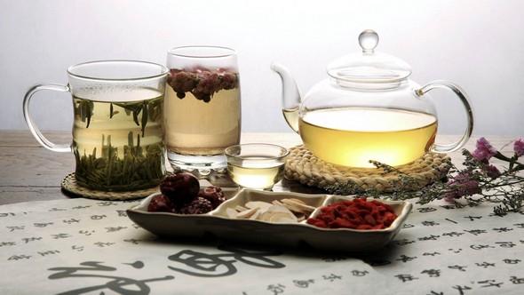 чай, tea