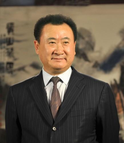 Wang-Jianlin, Ван цзяньлинь