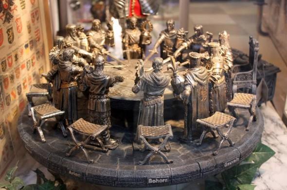 рыцари круглого стола, round table knights, 圆桌武士, Yuánzhuō wǔshì