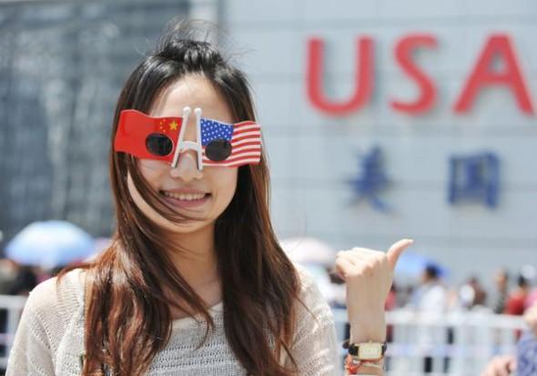 Chinese-tourist-USA, китайские туристы, китайские туристы США