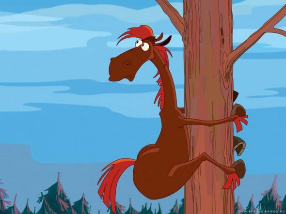 лошадь, horse
